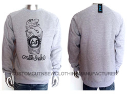 Men Printed Sweat-Shirt